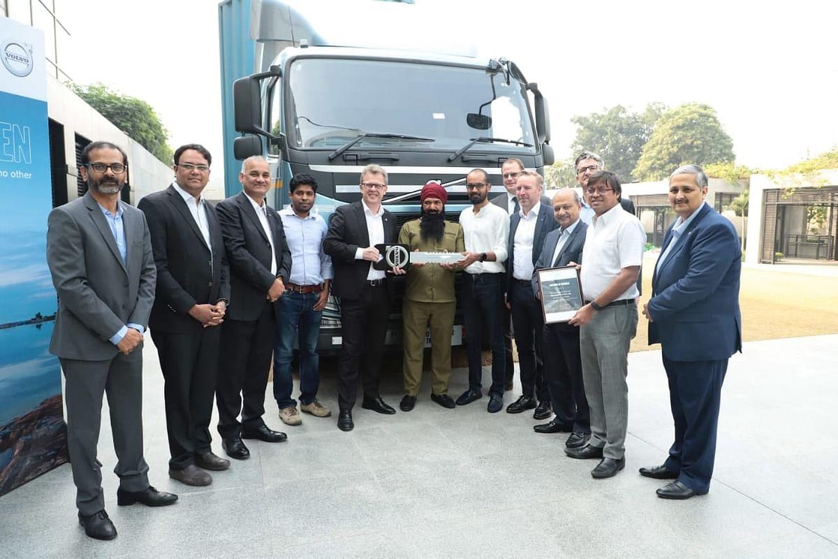 Volvo Trucks launches tractor-trailer combination for speedy cargo movement
