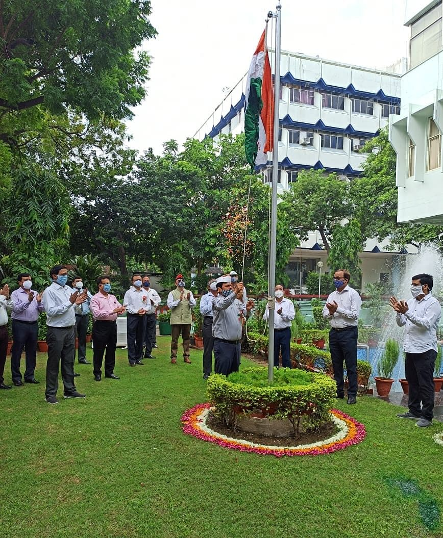 CWC celebrates 74th Independence Day