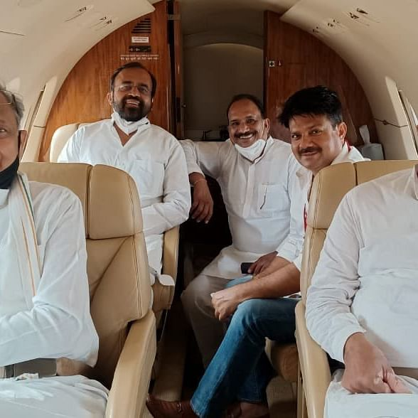 Rajasthan Political Crisis: More BJP MLAs reach Gujarat; Gehlot writes to all legislators