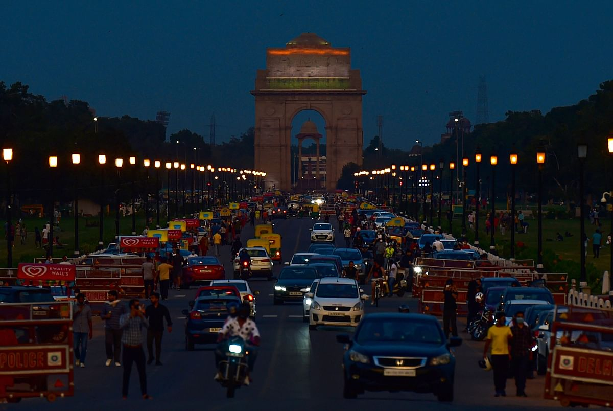 Unlock 3 in New Delhi
