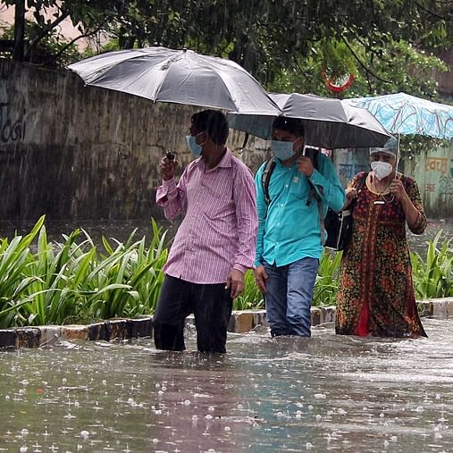 Mumbai Rains Latest Updates: Normal life disrupted as heavy rainfall triggers water logging
