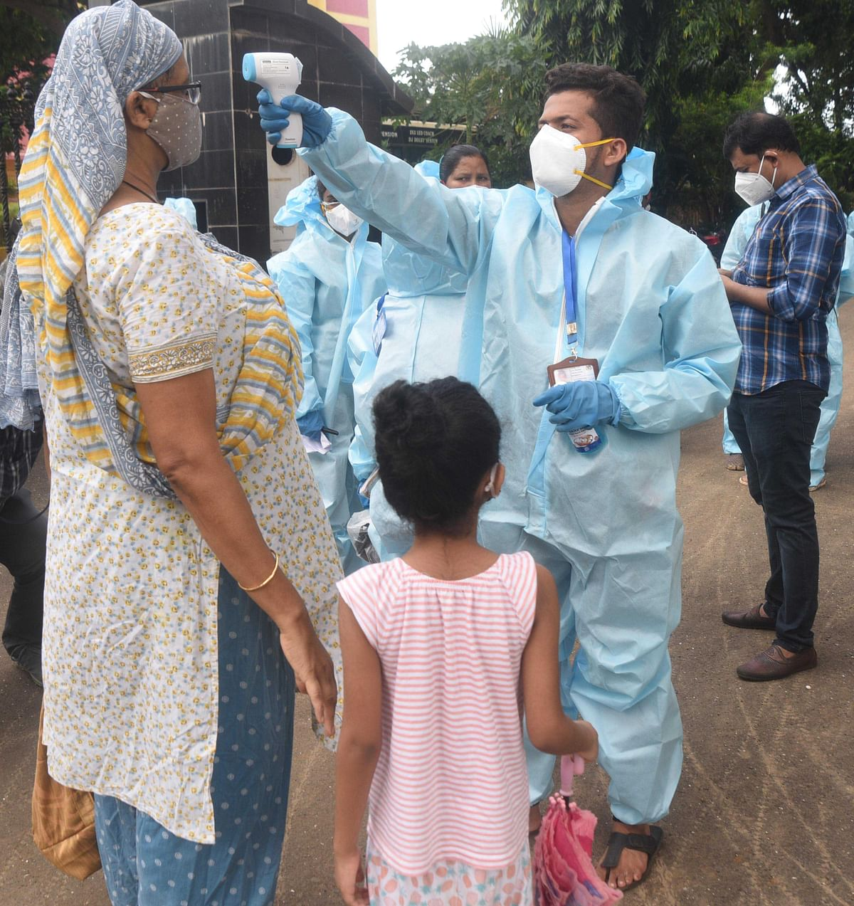 Coronavirus in Mumbai: Packed Mumbra scripts a success story