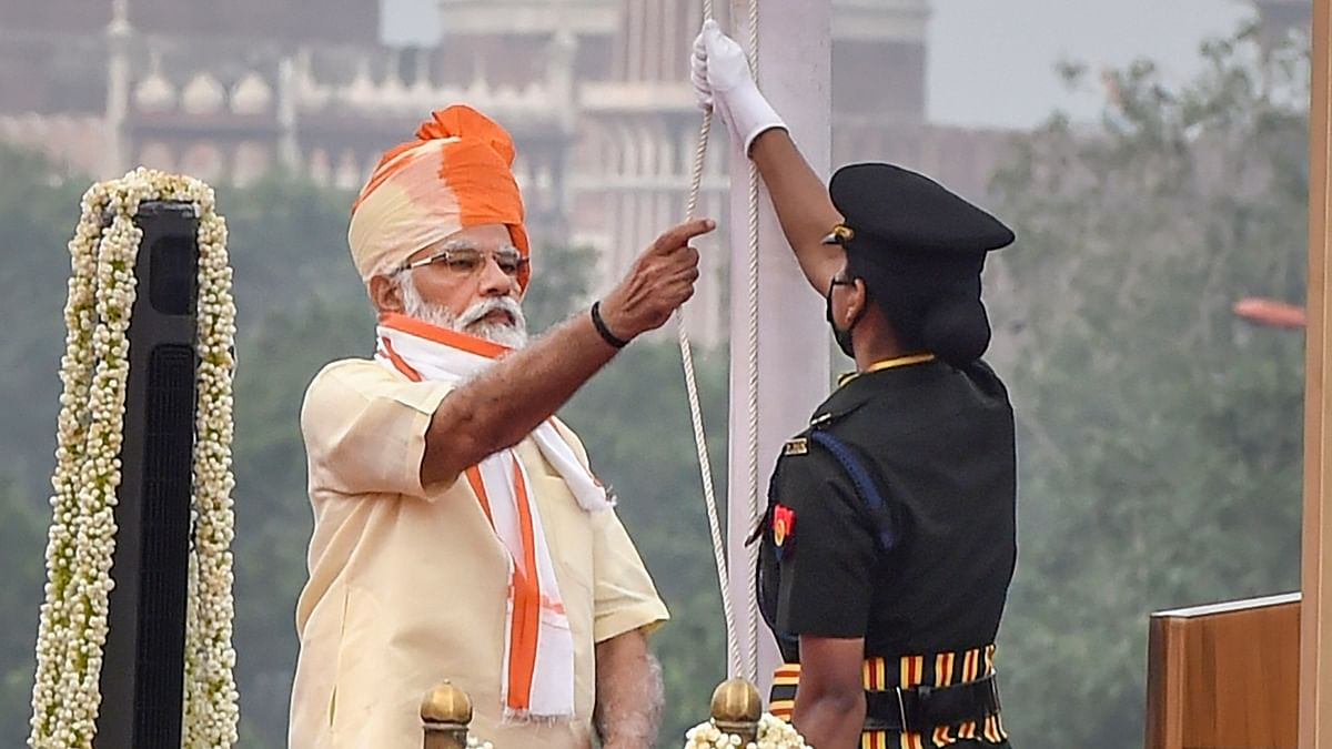 Independence Day 2020: 10 quotes from PM Modi's Red Fort address