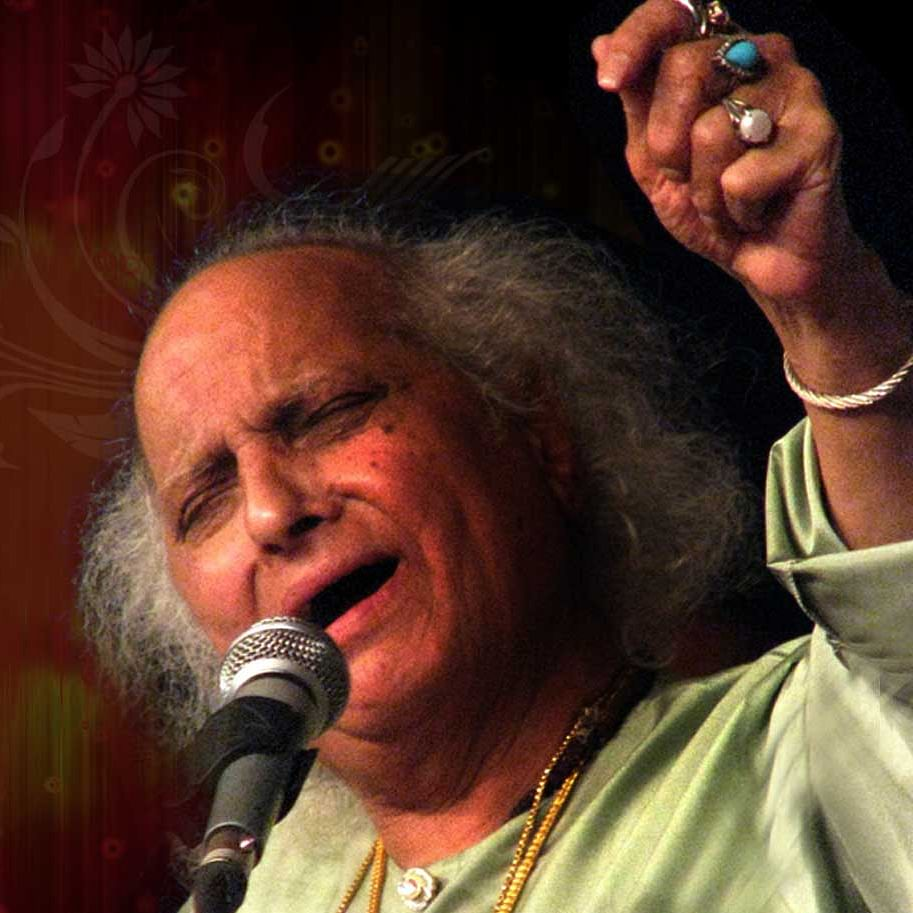 Pandit Jasraj will now sing for the Divine Flautist