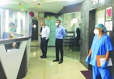 Thane civic body's audit reveals that over Rs 1.82 crore of excess bills charged by private hospitals treating COVID patients