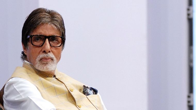 Amitabh Bachchan has work 'anxieties' over being able to find work amid coronavirus pandemic