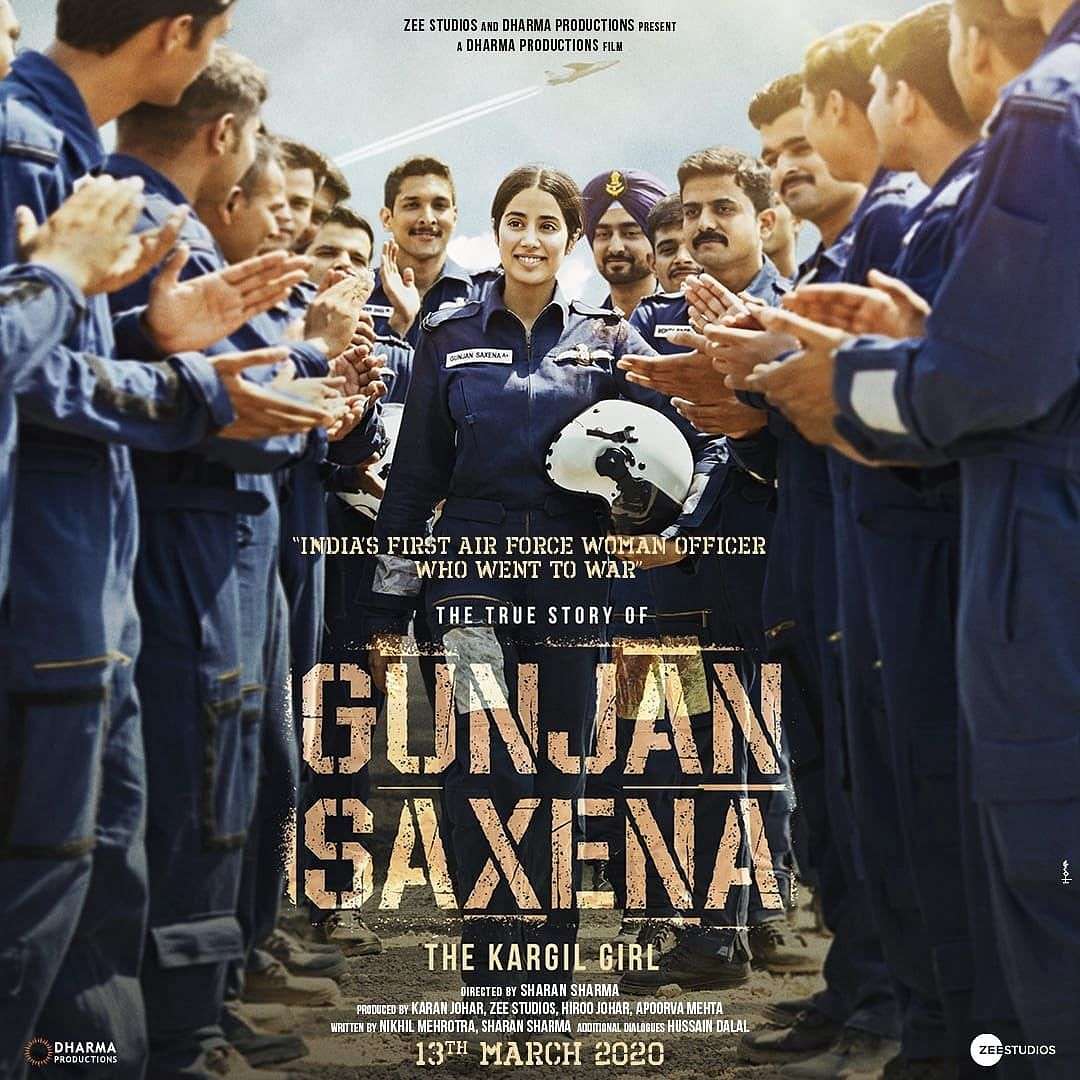 Gunjan Saxena biopic: 'Dialogues are offensive, no one would use such language in IAF', says Air Marshal Dhiraj Kukreja