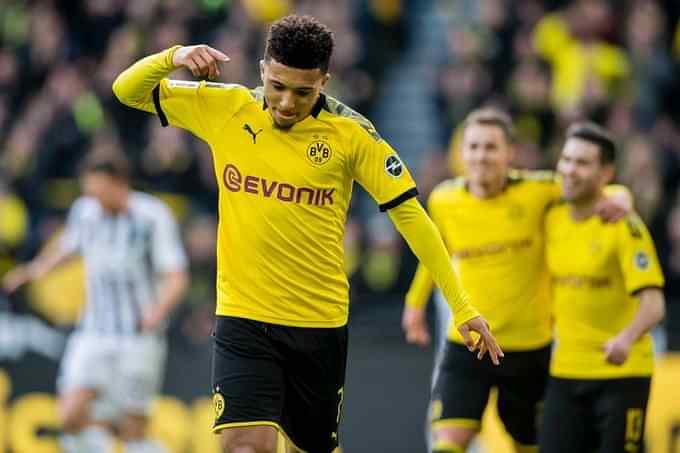 Man Utd Trolled For Not Signing Borussia Dortmund S Jadon Sancho Best Memes And Jokes