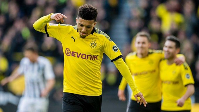 Man Utd trolled for not signing Borussia Dortmund's Jadon Sancho: Best memes and jokes
