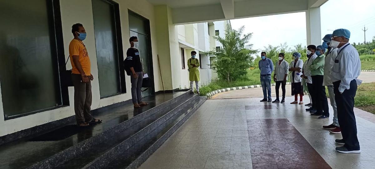 Coronavirus in Ujjain: 2 Central Jail inmates among 10 test postive, tally 1218