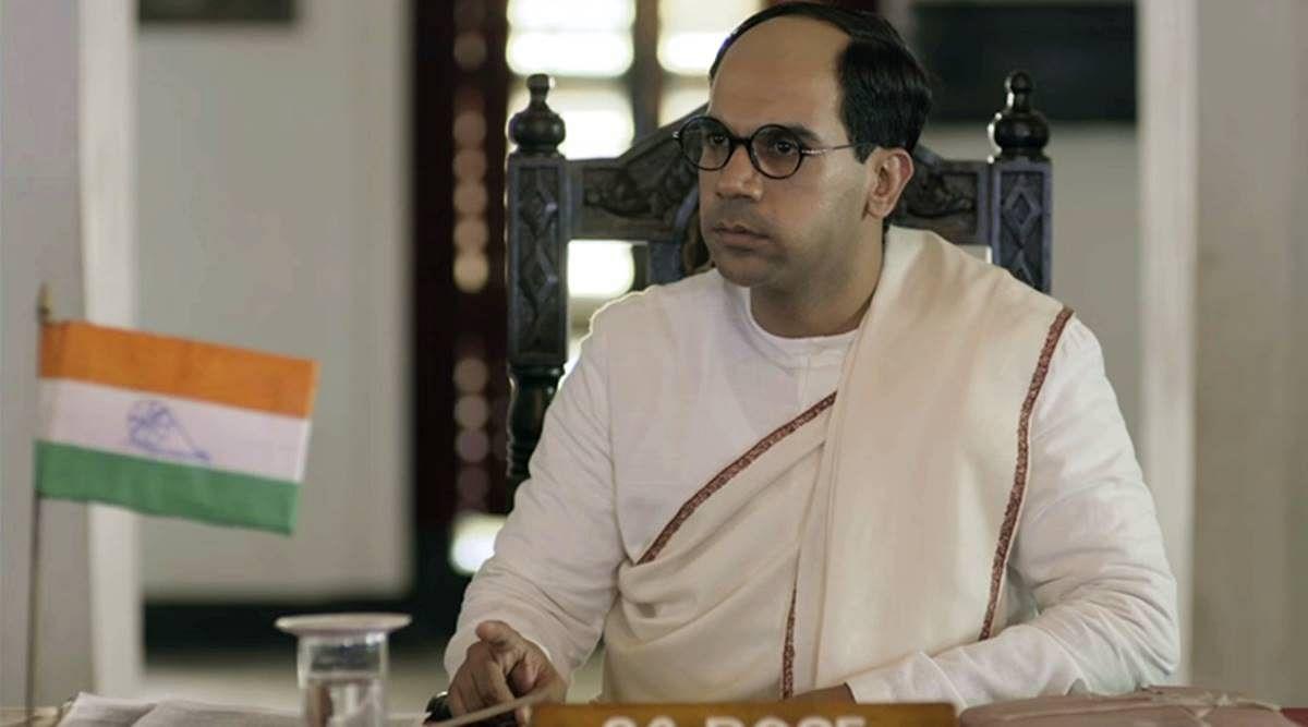 Rajkummar Rao in Bose Dead/ Alive