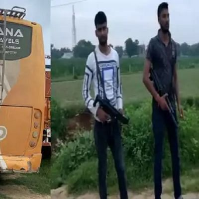 Agra Bus Hijack: Key accused arrested from Agra district