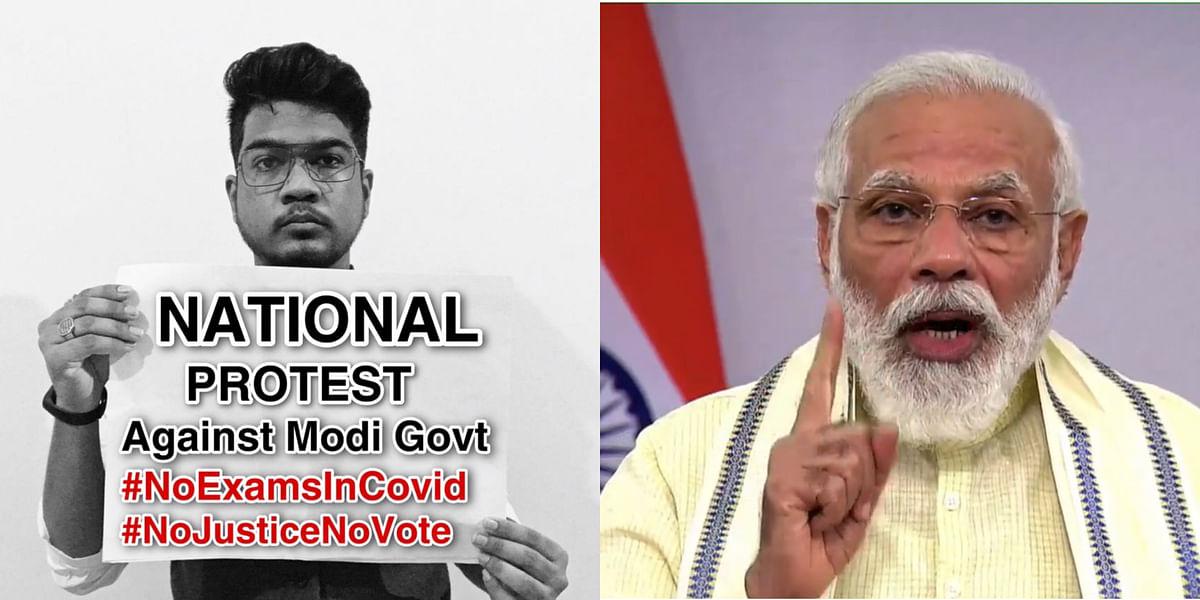 Final year exam row: Over 2.35 million join #ProtestAgainstExamsInCOVID to pressurise Modi govt