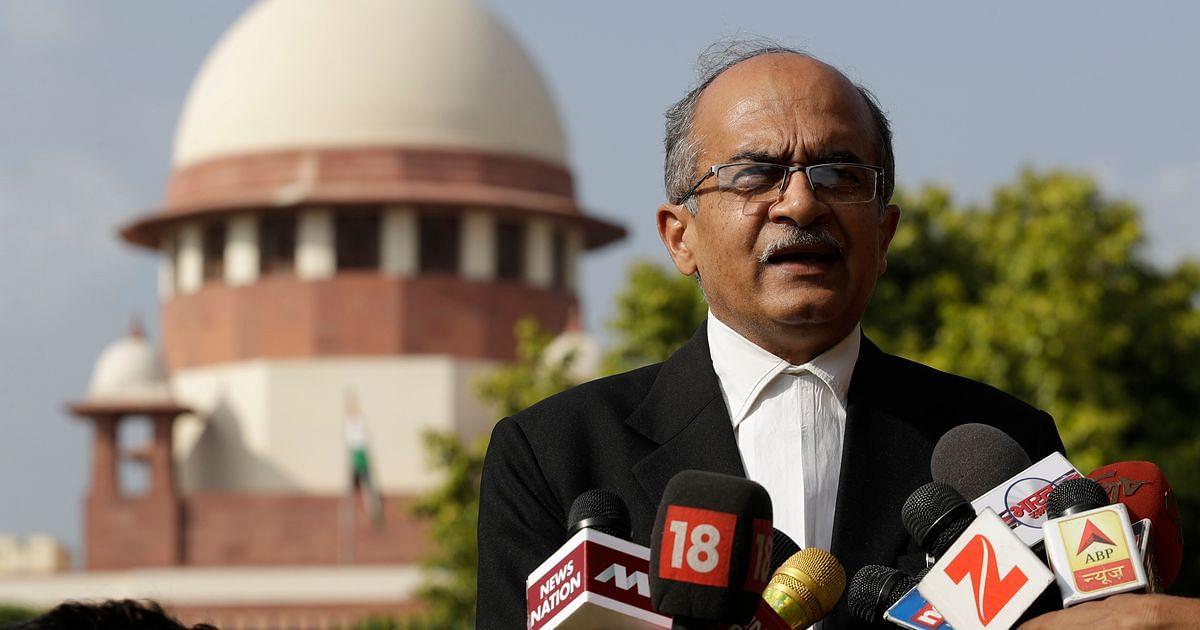 Prashant Bhushan case in Supreme Court on Aug 31