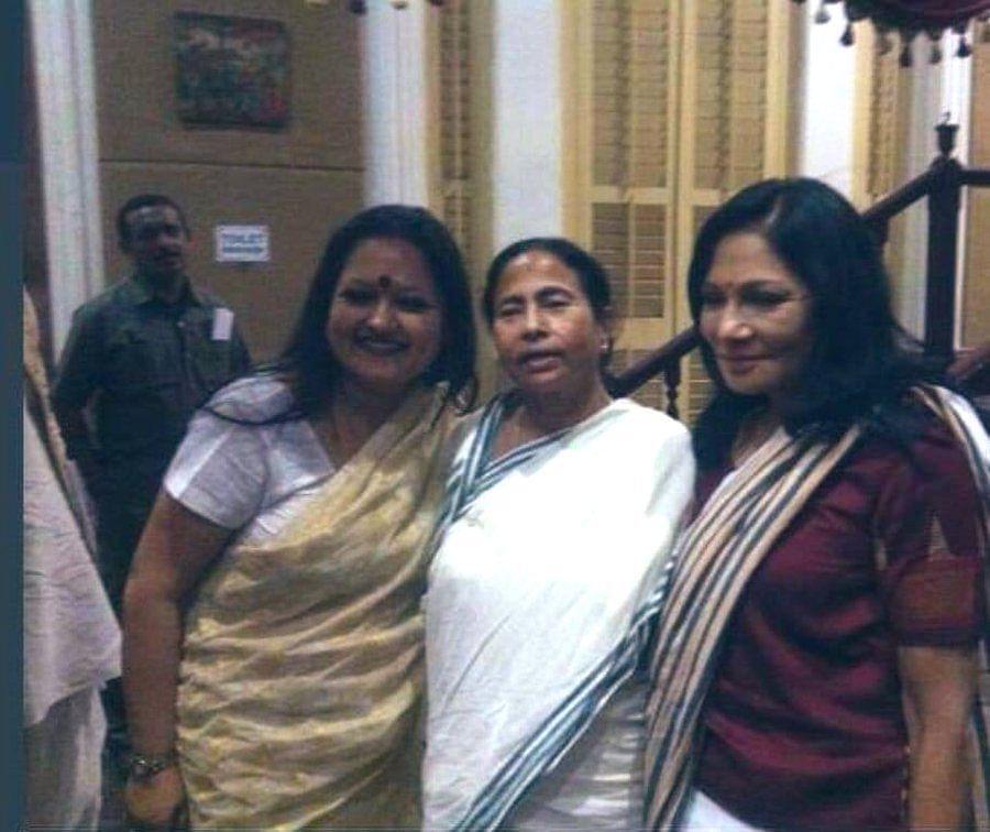 Not just BJP: CPI(M) claims Ankhi Das ran Mamata Banerjee's campaign