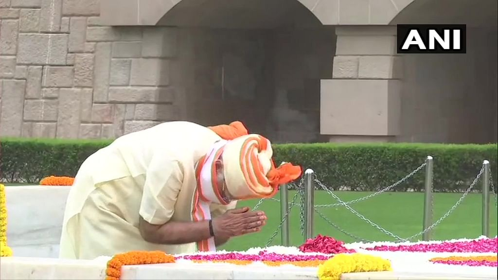 Independence Day 2020 latest updates: Prime Minister Narendra Modi pays tributes at Raj Ghat