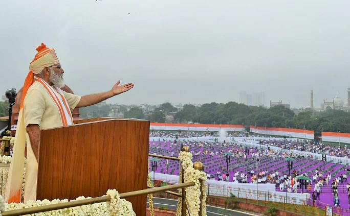 Independence Day 2020: Full text of PM Modi's address to the nation from Red Fort