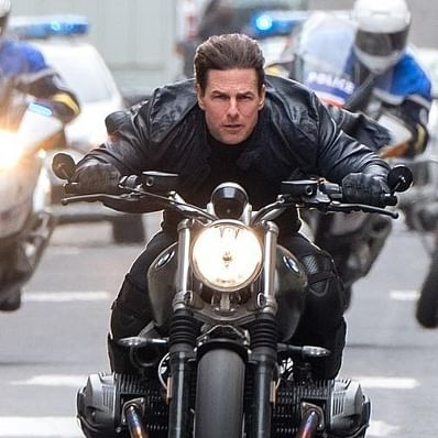 Mission Impossible 7: Tom Cruise starrer's set worth Rs 20 crore damaged after stuntmen's bike catches fire