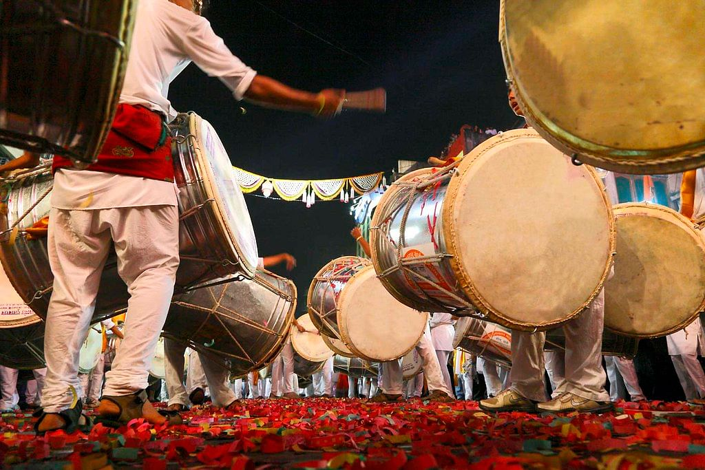 Low key celebrations lead to dip in noise levels in Thane