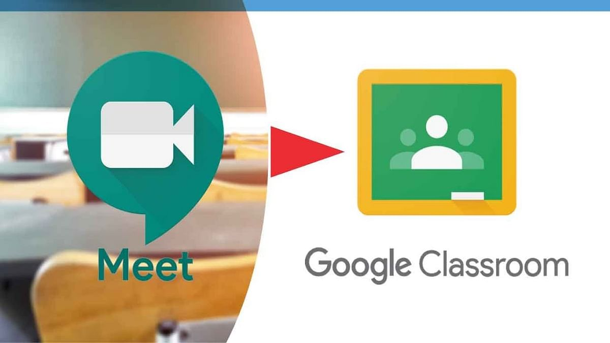 Online studies via Google Meet for MBMC school students