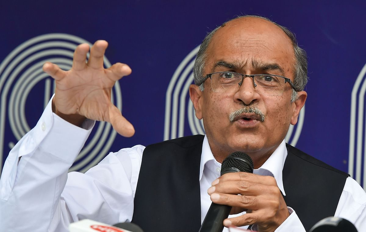 'There is a Lakshman Rekha for everything': SC gives Prashant Bhushan 2 days time to reconsider statement