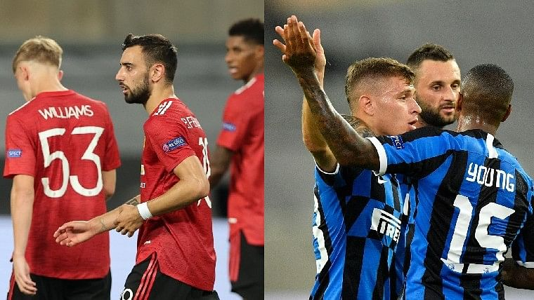 Manchester United, Inter Milan advance to Europa League semi-finals