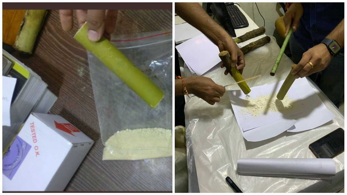 Heroin worth Rs 1000 crore, disguised as 'ayurvedic medicine', seized in Navi Mumbai