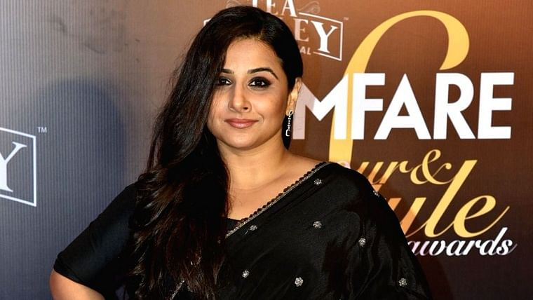 'Will have to be much more cautious': Vidya Balan on resuming work amid COVID-19