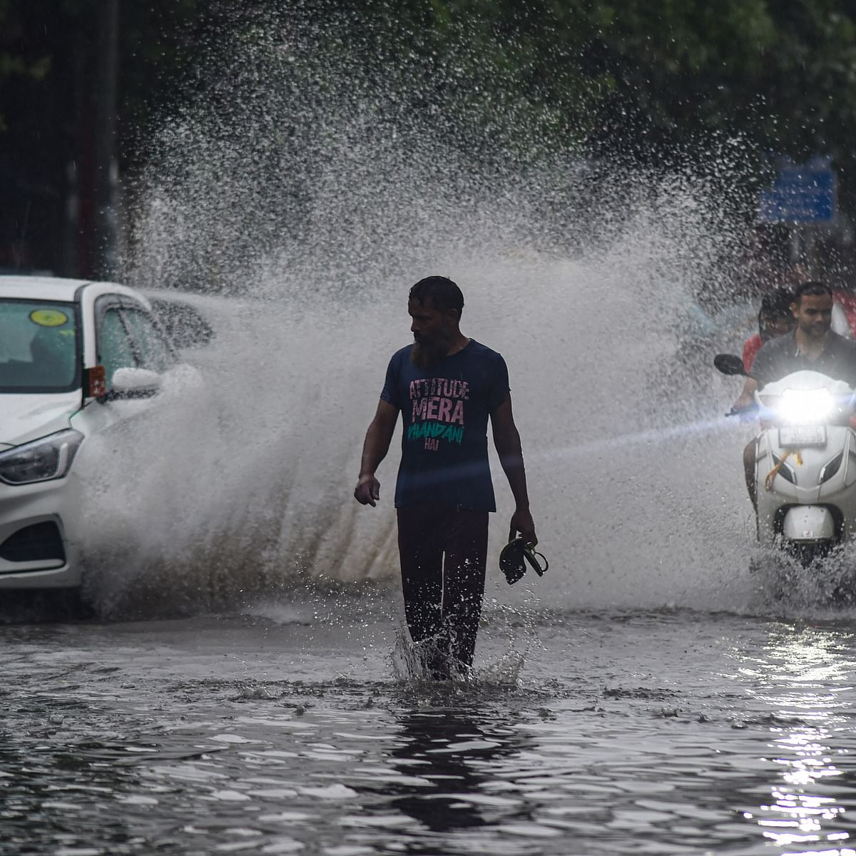 Bhopal Weather Update: Heavy rains after long gap; expect more