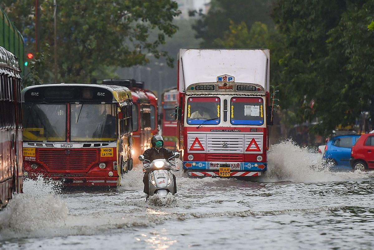 Mumbai Rains: City to receive moderate to light rainfall this week, says IMD