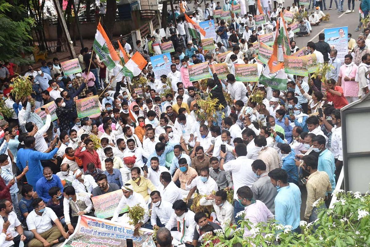 Madhya Pradesh: Farmers' stir may be a bypoll blight for BJP