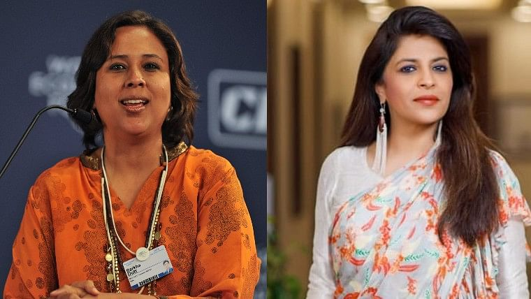 'Breach of confidentiality': Shazia Ilmi slams Barkha Dutt for reportage on Sushant's 'therapist'