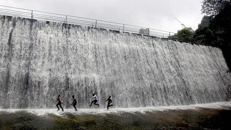 Mumbai Rains: Water level rises in lakes; what are Mumbai's seven lakes called?