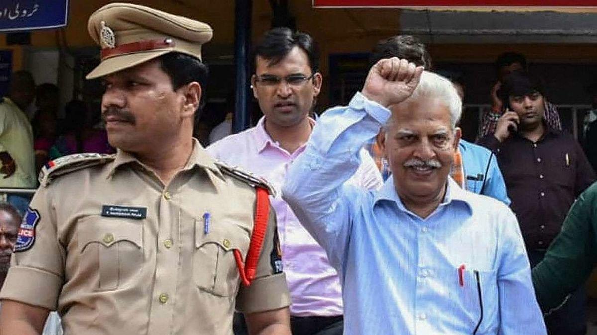 Consider Varavara Rao's age and health while opposing his bail plea, Bombay HC tells NIA