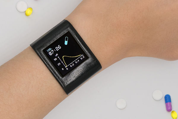 Smartwatch can track drug levels inside body in real-time