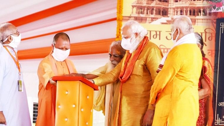 Who is Aditya Yoginath? Twitter in splits as PM Modi comes up with new name for Yogi Adityanath