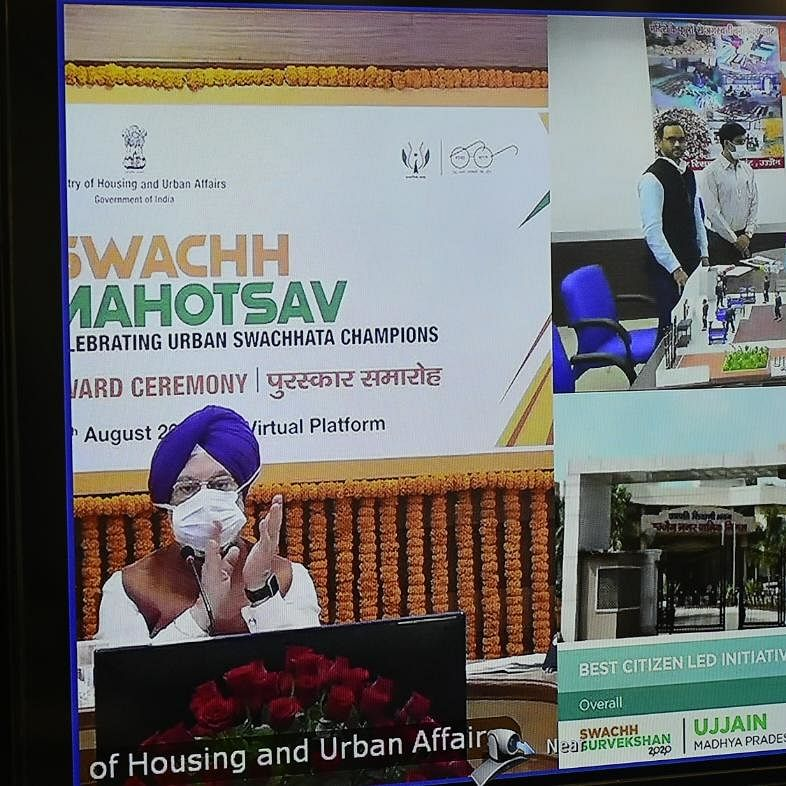 Swacch Survekshan 2020: Ujjain bags first prize for Civic Contribution
