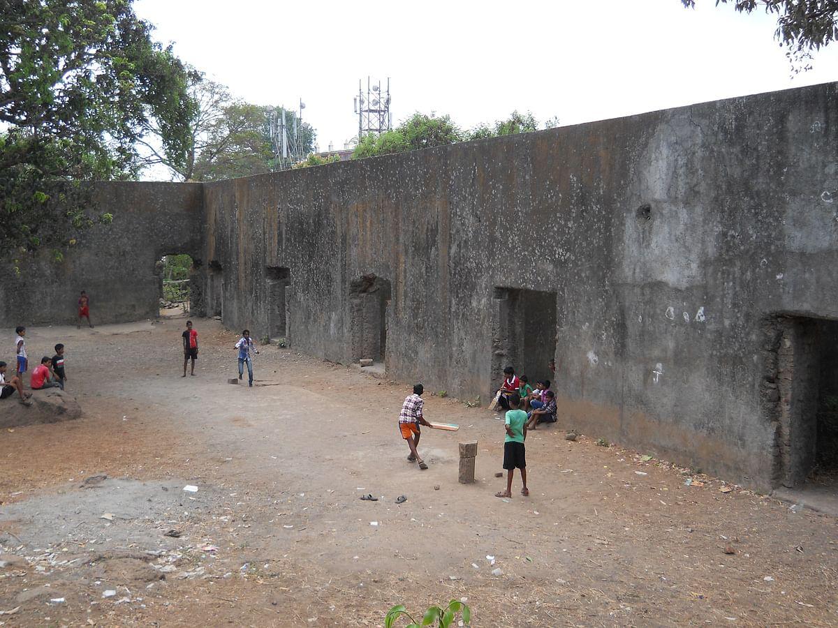 Facelift for Ghodbunder Fort