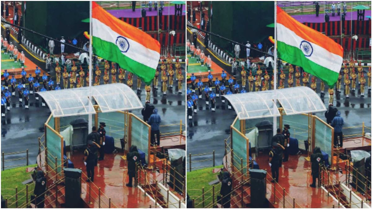 Independence Day 2020: Armed forces don face masks during dress rehearsal at Red Fort; check pictures here