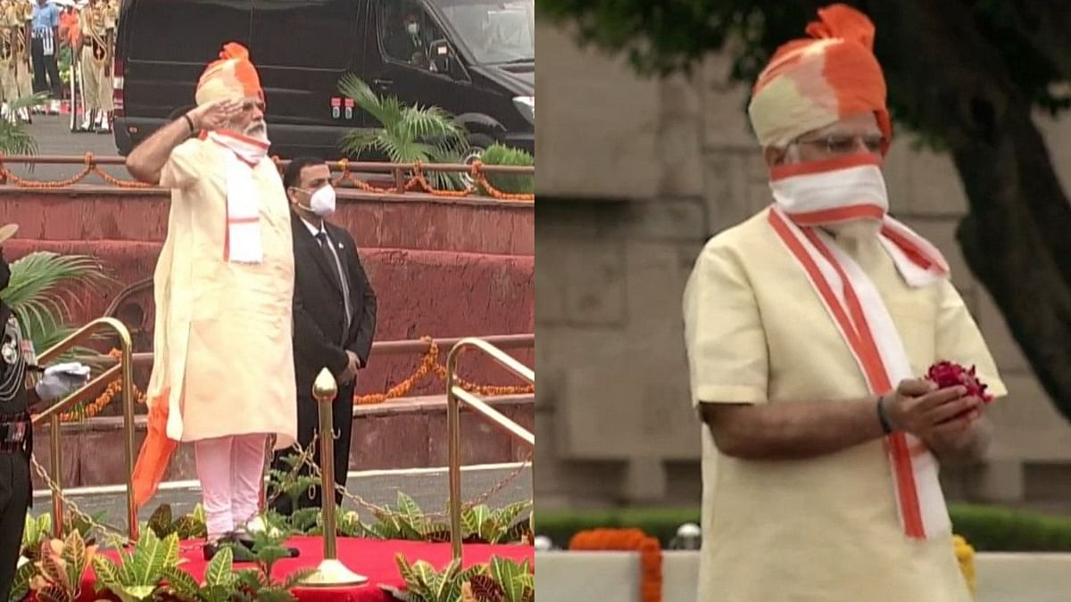 Independence Day 2020: Decoding PM Modi's 'ankle-length turban' look