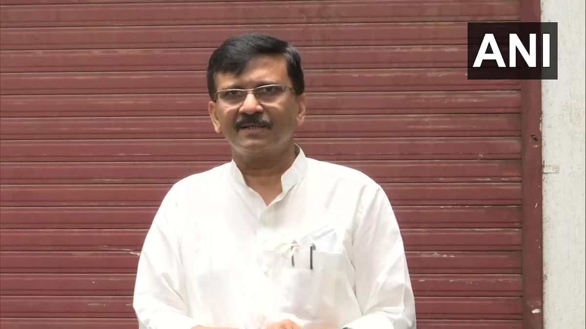 'Conspiracy is being hatched against Maha Govt', alleges Sanjay Raut as Sushant Singh Rajput death case goes to CBI