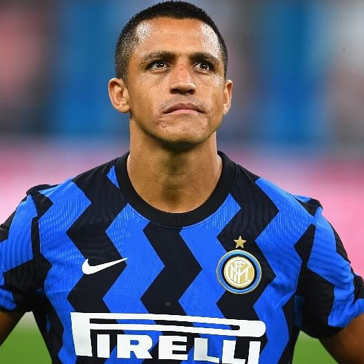 Alexis Sanchez joins Inter Milan on a three-year-deal till 2023