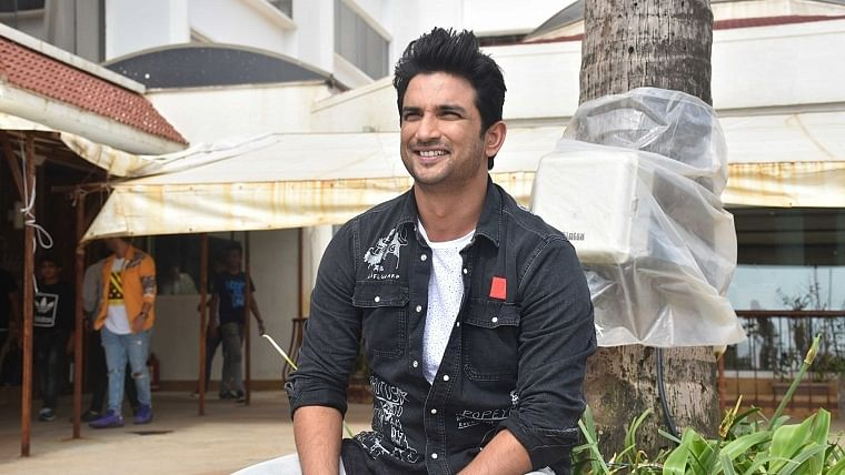 Old video show Sushant Singh Rajput admitting to being claustrophobic
