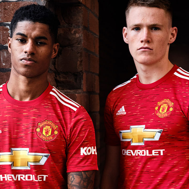 Manchester United stars to wear new home kit against LASK in Europa League