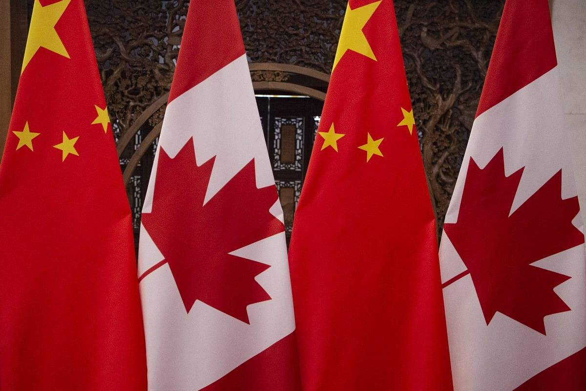 One more Canadian gets death sentence in China