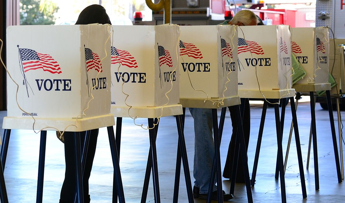 Mail-in voting chaos in US