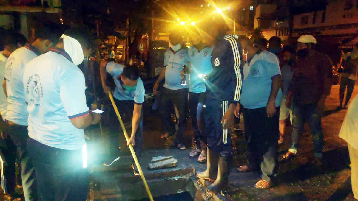 Mira Bhayandar: Painter dies after falling into open manhole at Sheetal Nagar Area