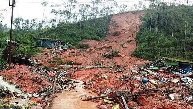 A year after Kerala floods, landslide wipes off entire settlement in God's 'own country'
