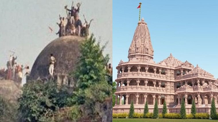The tale of two timelines: Babri Masjid demolition Vs Ram Mandir Bhoomi Pujan