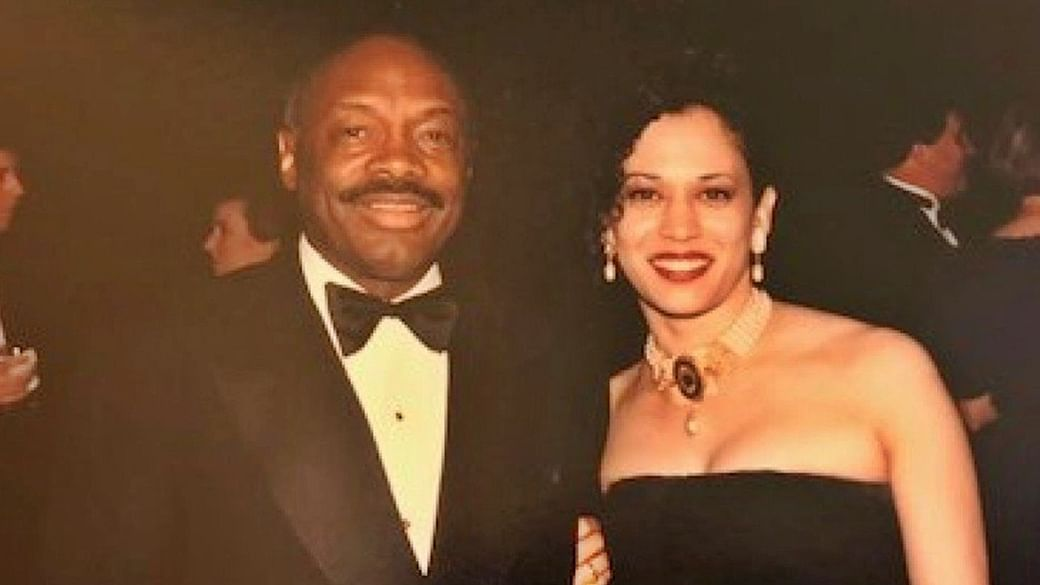 Kamala Harris Had An Affair With A 60 Year Old Married Man When She Was 29 Who Launched Her Career